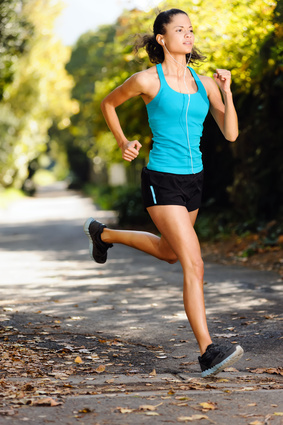 Ausdauersport begünstigt Serotoninausschüttung